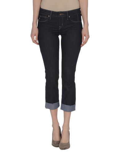 SOLD DESIGN LAB - Denim capris