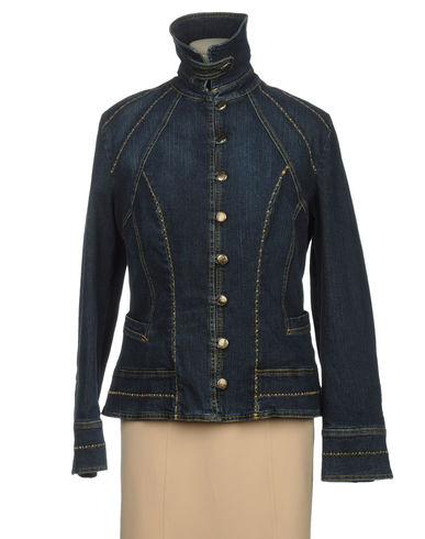 ANGELO MARANI - Denim outerwear