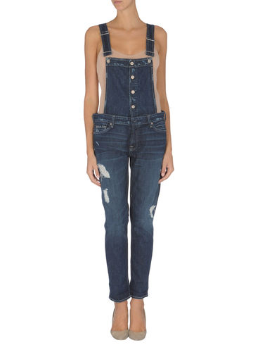 7 FOR ALL MANKIND - Denim overall