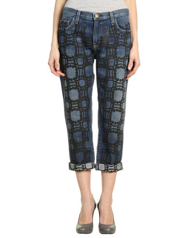 MARNI - Denim capris