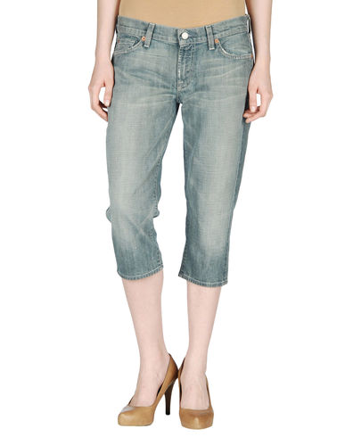 7 FOR ALL MANKIND - Denim capris