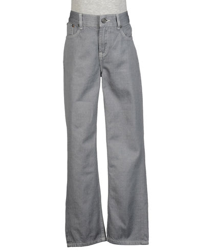 BURBERRY CHILDREN - Denim pants