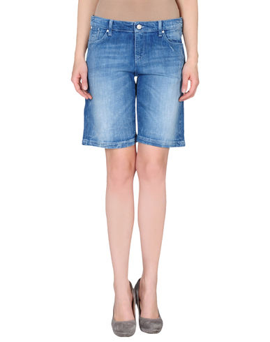 ARMANI JEANS - Denim bermudas