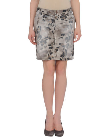 MARC CAIN SPORTS - Denim skirt