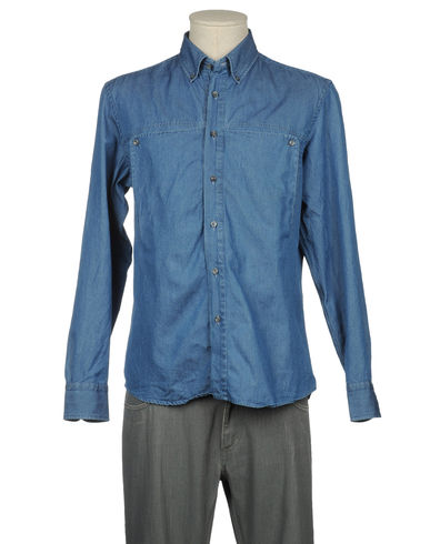 UMIT BENAN - Denim shirt