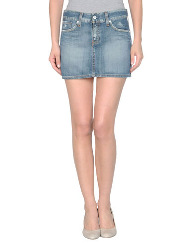 LEVI&#39;S RED TAB - Denim skirt