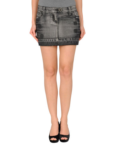 MORGAN - Denim skirt