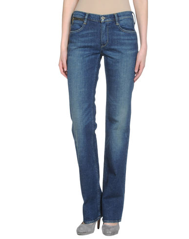RALPH LAUREN BLUE LABEL - Denim pants