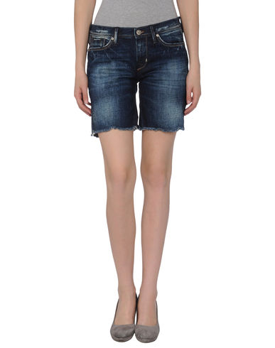 JACOB COHЁN PREMIUM - Denim shorts