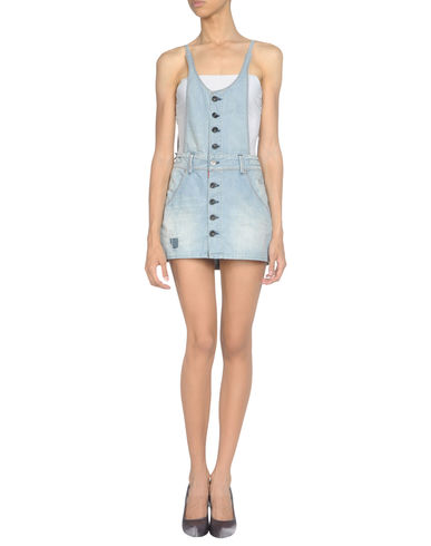 JACOB COHЁN PREMIUM - Denim overall