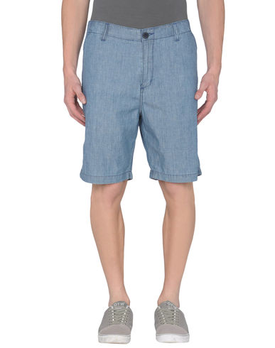 ELEMENT - Denim bermudas