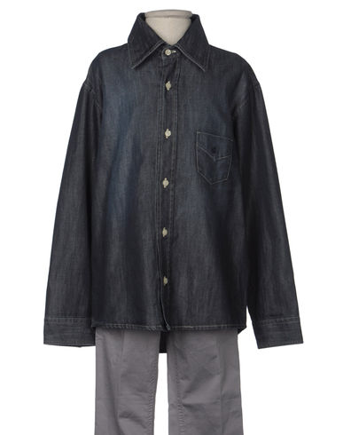 BROOKSFIELD - Denim shirt