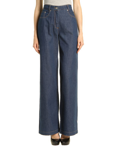 DRIES VAN NOTEN - Denim pants