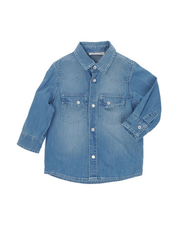 BALLANTYNE - Denim shirt