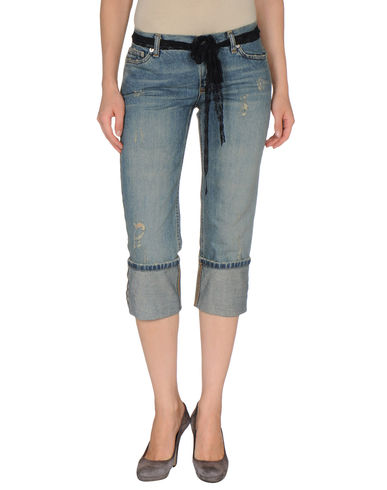 RICHMOND DENIM - Denim capris