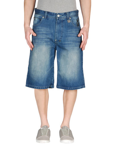 MASS DENIM - Denim bermudas
