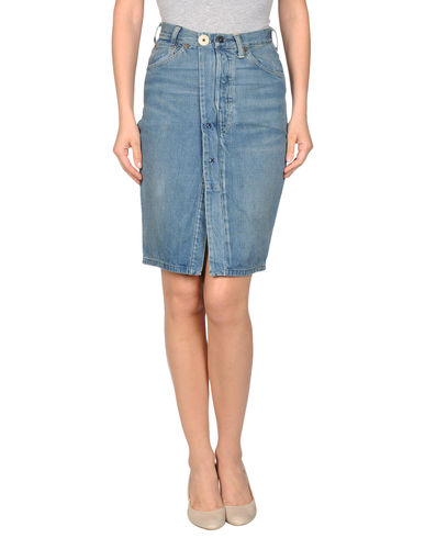 LEVI'S VINTAGE CLOTHING - Denim skirt