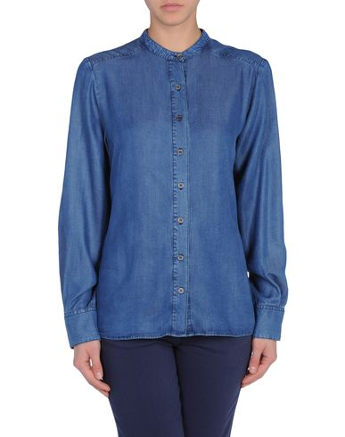 L'HERBE ROUGE - Denim shirt