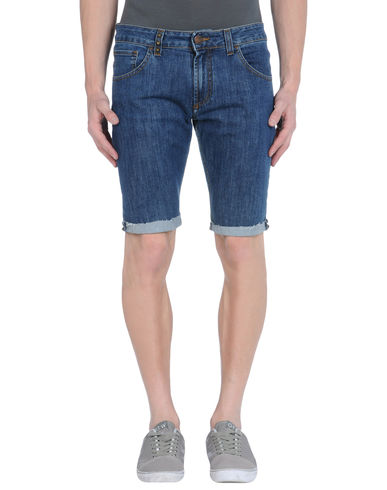 505  FIVE O FIVE - Denim bermudas