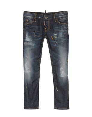Denim capris Women's - DSQUARED2