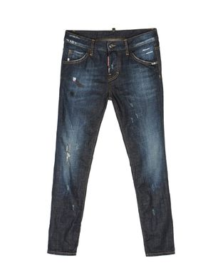 Denim trousers Women's - DSQUARED2