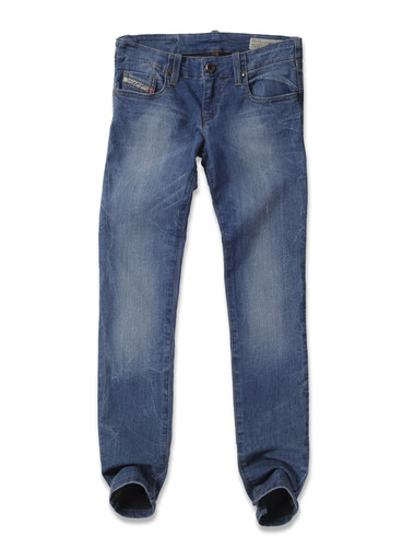 DIESEL - SUPER SLIM SKINNY - GRUPEEN J KXALK