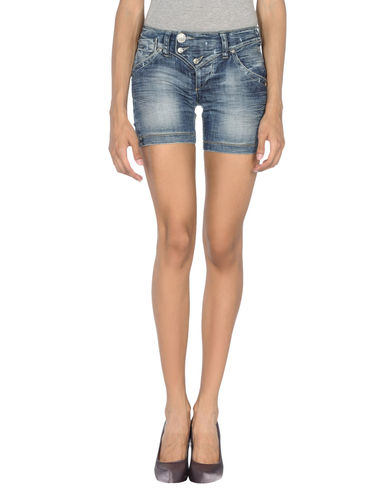 TAKE-TWO - Denim shorts