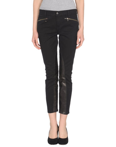 RALPH LAUREN BLACK LABEL - Denim capris