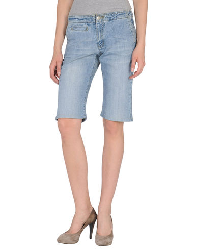 GOOD SHOW - Denim bermudas