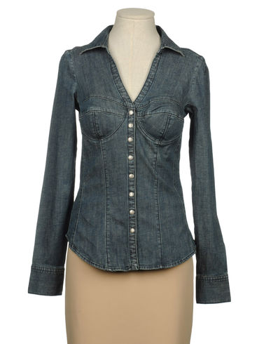 MISS SIXTY - Denim shirt