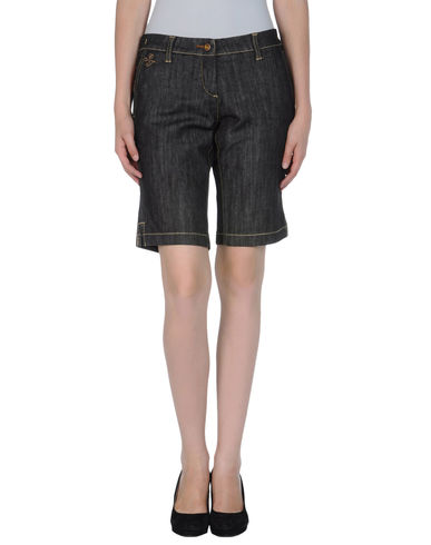 PACIFIC TRAIL - Denim bermudas