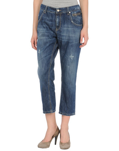 LIU JO JEANS - Denim capris
