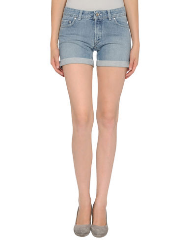 TJ TRUSSARDI JEANS - Denim shorts