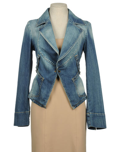 FORNARINA - Denim outerwear