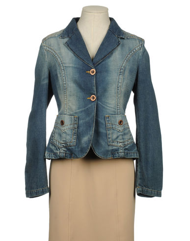 COMPAGNIA ITALIANA - Denim outerwear