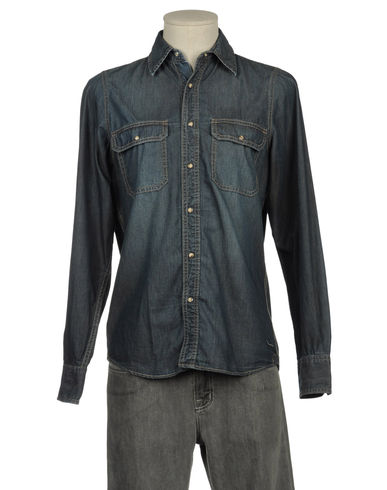 ROBERT FRIEDMAN - Denim shirt