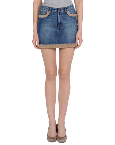 PAUL & JOE SISTER - Denim skirt