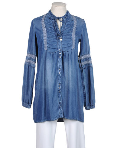 ONLY 4 STYLISH GIRLS by PATRIZIA PEPE - Denim shirt