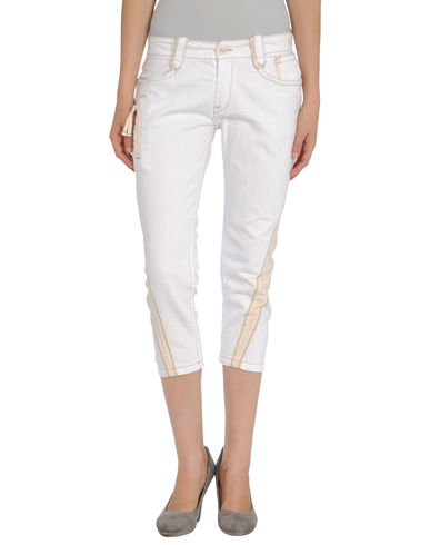 JEANS MICHIKO KOSHINO - Denim capris