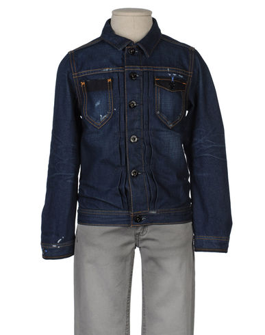 SCOTCH & SHRUNK - Denim outerwear