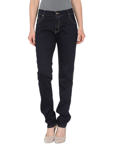 JIL SANDER NAVY - Denim trousers