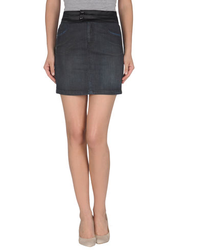 EMPORIO ARMANI - Denim skirt