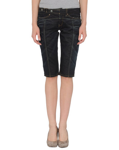 WE ARE REPLAY - Denim bermudas