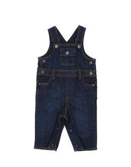 Baby Dior Denim Denim Dungarees Boys On Yoox.com