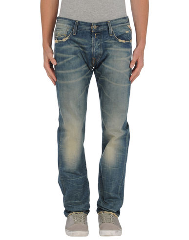 MAESTRO DENIM MANIFACTURE by REPLAY - Denim pants