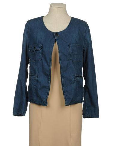 MAISON SCOTCH - Denim outerwear