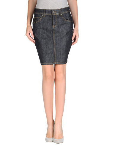 CALVIN KLEIN JEANS - Denim skirt