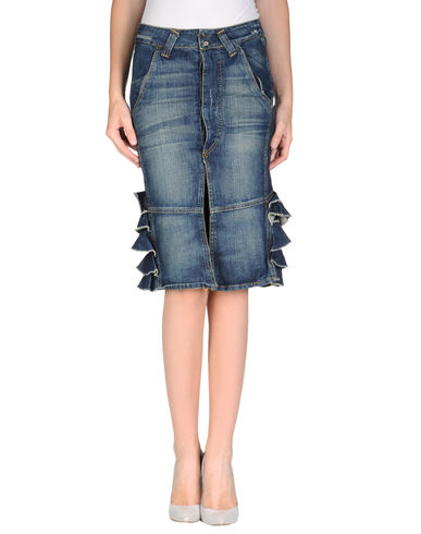 FORNARINA - Denim skirt