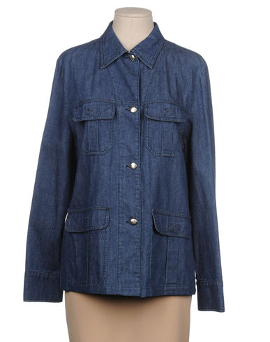 FENDI JEANS - Denim shirt