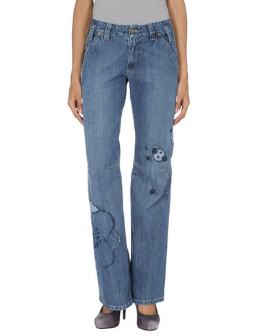 KENZO JEANS - Denim trousers